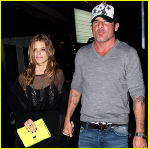 AnnaLynne McCord & Dominic Purcell: Movie Night!