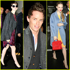 Anne Hathaway & Amanda Seyfried: 'Les Mis' Cast at 'Today'!