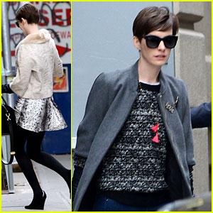 Anne Hathaway on Wardrobe Malfunction: 'It Was Devastating'
