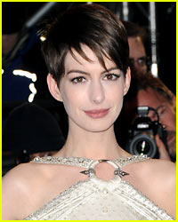 Anne Hathaway Starved for Role in 'Les Miserables'