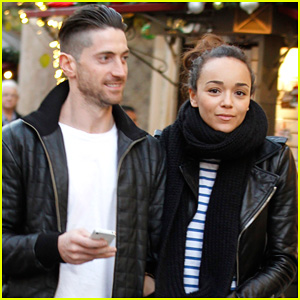 Ashley Madekwe & Iddo Goldberg: The Grove Lovers!