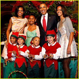 Barack & Michelle Obama: Christmas in Washington Concert!