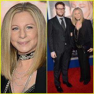 Barbra Streisand & Seth Rogen: 'Guilt Trip' Premiere!