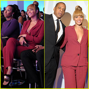 Beyonce & Jay-Z: Sportsman of the Year Awards!