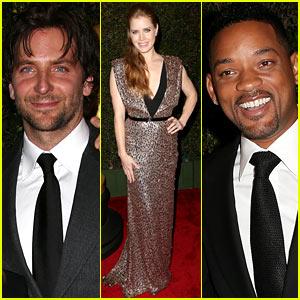 Bradley Cooper & Amy Adams - Governor's Awards 2012