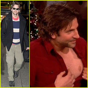 Bradley Cooper: I Have Five Nipples... Just Kidding!