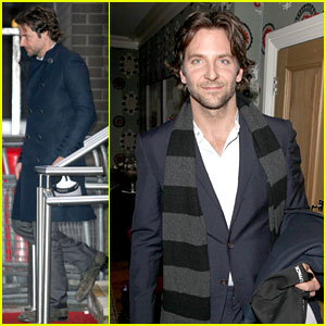 Bradley Cooper: 'Silver Linings Playbook' London Screening!