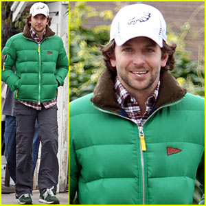 Bradley Cooper Steps Out After Prestigious Nominations!
