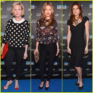 Brittany Snow: 'Four Stories' Premiere After Party!