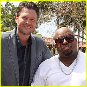 Cee Lo Green & Blake Shelton: 'The Bible' Music Videos!