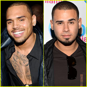 Chris Brown &#038; Afrojack's 'As Your Friend': JJ Music Monday!