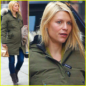 Claire Danes: Mandy Patinkin Can't Wait for Baby!
