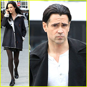 Colin Farrell: 'Winter's Tale' Set with Jennifer Connelly!