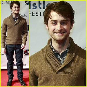Daniel Radcliffe: Whistler Film Festival Spotlight!