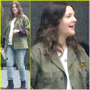 Drew Barrymore: Beverly Hills Gal!