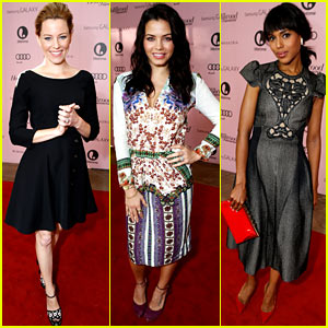 Elizabeth Banks & Jenna Dewan: THR's Women in Entertainment Breakfast!