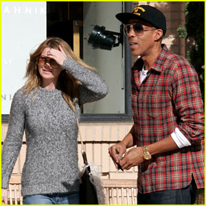 Ellen Pompeo & Chris Ivery: Post Christmas Shopping!