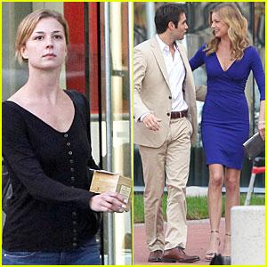 Emily vancamp dating joshua