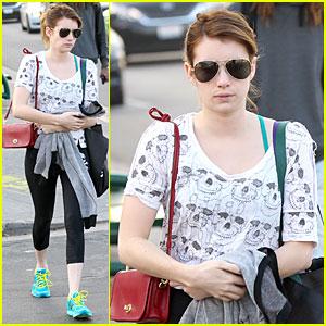 Emma Roberts Needs Xmas Gift Ideas!