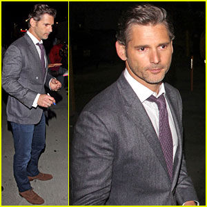 Eric Bana: 'Jimmy Kimmel Live' Appearance!
