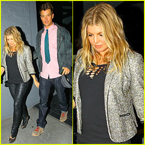 Fergie: New Year's Eve West Coast Party Host!