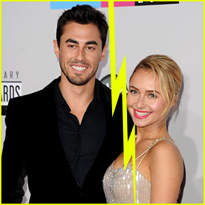 Hayden Panettiere & Scotty McKnight Split?