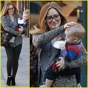 Hilary Duff: Doctor's Appointment with Baby Luca!