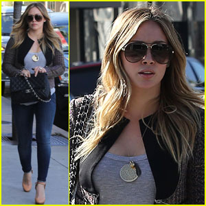 Hilary Duff extensions