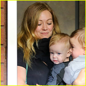 Hilary Duff: 'Luca's Getting His Teeth for Christmas!'