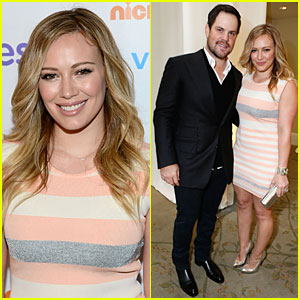 Hilary Duff & Mike Comrie: March of Dimes 2012!