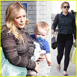 Hilary Duff Shares Moments with Her Little Dogs!