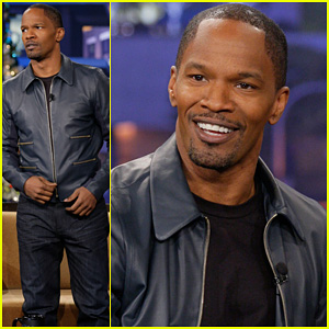 Jamie Foxx: 'Tonight Show with Jay Leno' Appearance!