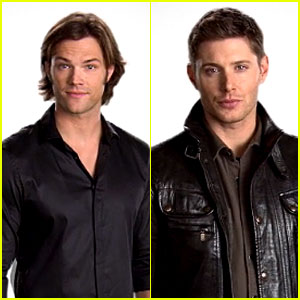 Jared Padalecki & Jensen Ackles: Happy Holidays Video!