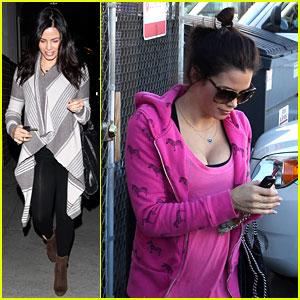 Jenna Dewan: Baby Bump in Beverly Hills!
