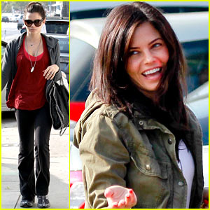 Jenna Dewan: Some Days I Don't Feel Like Working Out!