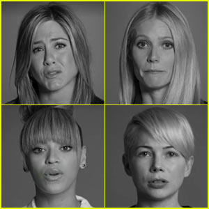 Jennifer Aniston & Gwyneth Paltrow 'Demand A Plan' Against Gun Violence