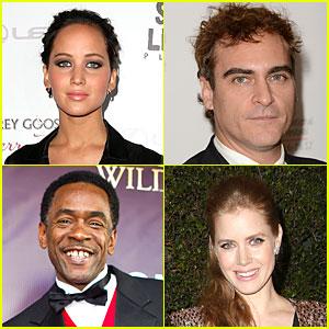 Jennifer Lawrence & Joaquin Phoenix: LAFCA Award Winners!