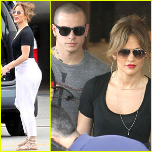 Jennifer Lopez: Last Leg of 'Dance Again' World Tour!