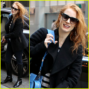 Jessica Chastain Defends 'Zero Dark Thirty' Motives