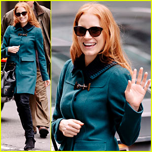 Jessica Chastain: Mark Duplass Challenges A Cuss-Off!