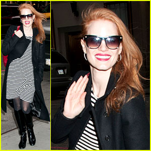 Jessica Chastain Not Joining 'Good People' Film (Exclusive)