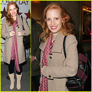 Jessica Chastain: 'Zero Dark Thirty' Torture Scenes Were Tough!