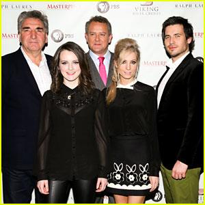 Joanne Froggatt: 'Downton Abbey' Season 3 Premiere!