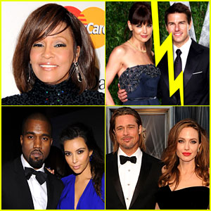 Just Jared's Top Headlines of the Year 2012