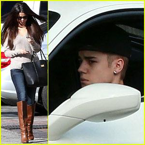 Justin Bieber & Selena Gomez: Monday Morning Drive