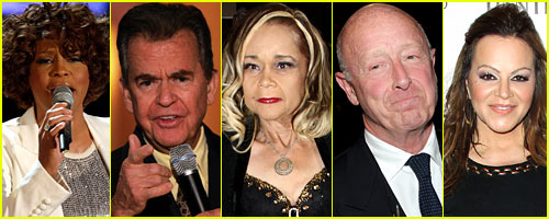 In Remembrance: Celebrity Deaths in 2012