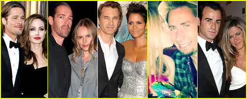 Just Jared's Celebrity Engagement Recap 2012