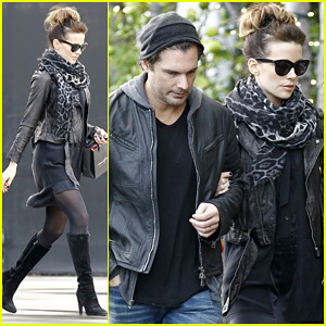 Kate Beckinsale: Retail Therapy with Len Wiseman!