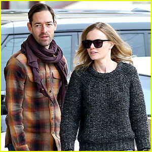 Kate Bosworth: Fatburger Lunch with Michael Polish!
