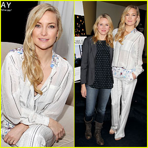 Kate Hudson: 'The Impossible' Screening with Naomi Watts!